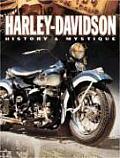 Harley Davidson History & Mystique