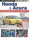 Honda & Acura Performance Handbook 2nd Edition