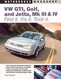 VW GTI Golf & Jetta Mk III & IV...