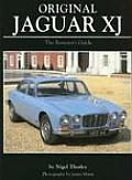 Original Jaguar XJ The Restorers Guide