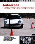 Autocross Performance Handbook (Motorbooks Workshop) Cover