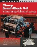 Chevy Small-Block V-8 Interchange Manual (Motorbooks Workshop) Cover