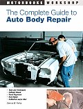 Complete Guide To Auto Body Repair 1st Edition