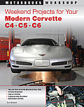 Weekend Projects for Your Modern Corvette: C4, C5, & C6