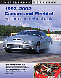 1993-2002 Camaro and Firebird Performance Handbook (Motorbooks Workshop) Cover