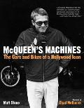 McQueen's Machines: The Cars and Bikes of a Hollywood Icon Cover