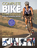 Complete Bike Maintenance For Road Mountain & Commuter Bicycles