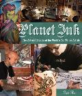 Planet Ink: The Art and Studios of the World's Top Tattoo Artists Cover
