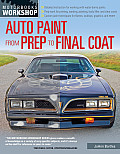 Sata Auto Paint from Prep to Final Coat