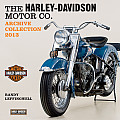 Harley-Davidson Motor Co. Archive Collection Calendar