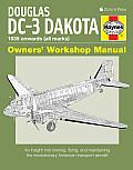 Douglas DC-3 Dakota Owners' Workshop Manual