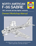 North American F 86 Sabre Owners Workshop Manual An Insight Into Owning Flying & Maintaining the USAFs Legendary Cold War Jet Fighter
