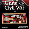 Guns of the Civil War 16-Month Calendar: September 2013 Through December 2014