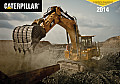 Caterpillar 2014: 16 Month Calendar - September 2013 Through December 2014