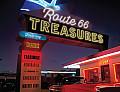 Route 66 Treasures: Featuring Rare Facsimile Memorabilia from America's Mother Road