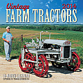 Vintage Farm Tractors 2014: 16 Month Calendar - September 2013 Through December 2014
