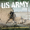 U.S. Army 16-Month Calendar: September 2013 Through December 2014