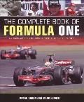 The Complete Book of Formula 1: All the Cars and Drivers 1950 to Today (Complete Book)