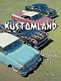 Kustomland: The Custom Car Photography of James Potter, 1955-1959