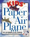 Kids' Paper Airplane Book with Poster