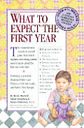 What to Expect the First Year Cover