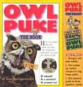 Owl Puke the Book Cover