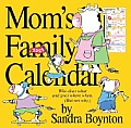 Mom's Family Wall Calendar 2005 (Workman Wall Calendars)
