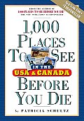 1000 Places to See in the USA & Canada Before You Die