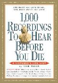 1000 Recordings to Hear Before You Die Cover