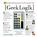 Geek Logik Easier Living Through Mathematics