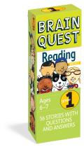 Brain Quest Grade 1 Reading Cover