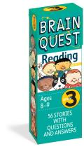 Brain Quest Grade 3 Reading (Brain Quest) Cover