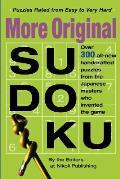 More Original Sudoku: