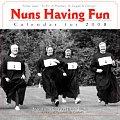 Cal08 Nuns Having Fun Wall Calendar
