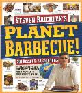Planet Barbecue!: 309 Recipes, 60 Countries Cover