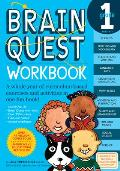 Brain Quest Grade 1 Workbook with Sticker (Brain Quest)
