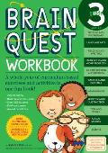 Brain Quest Grade 3 Workbook with Sticker (Brain Quest) Cover