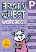 Brain Quest Pre-K Workbook with Sticker (Brain Quest) Cover
