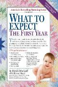 What To Expect The First Year 2nd Edition