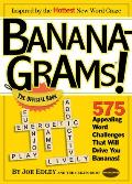 Bananagrams!: The Official Book Cover
