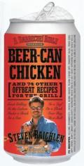 Beer-Can Chicken: And 74 Other Offbeat Recipes for the Grill Cover