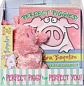 Perfect Piggies! [With Plush] (Boynton on Board) Cover