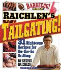 Raichlens Tailgating!: 32 Righteous Recipes for on-the-go Grilling Cover