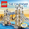Lego: The Calendar Cover