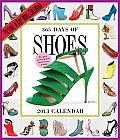 Cal13 365 Days of Shoes 2013 Wall Calendar