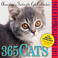 365 Cats Page-A-Day Calendar Cover