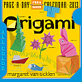 Cal13 Origami Page A Day Calendar