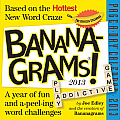 Bananagrams! Calendar: A Year of Fun and A-Peel-Ing Word Challenges