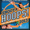 Hoops! 2013 Wall Calendar Cover