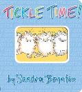 Tickle Time! (Boynton on Board) Cover